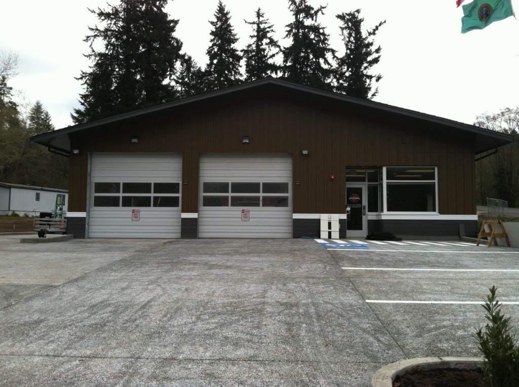 Fire Station 53 front view