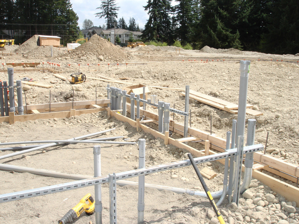Puyallup Health Care Underground Work